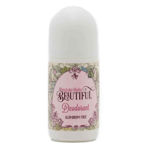Manutuke Herbs Beautiful Deodorant 60ml