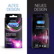 Durex Intense Orgasmic, 12 Kondome