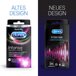 Durex Intense Orgasmic, 24 Kondome