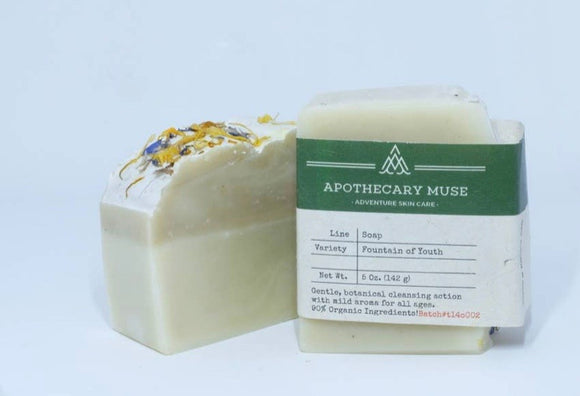 Soap - Fountain of Youth - Gentle, Baby, Sensitive Skin