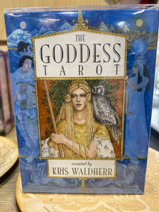 The Goddess Tarot by Kris Waldherr