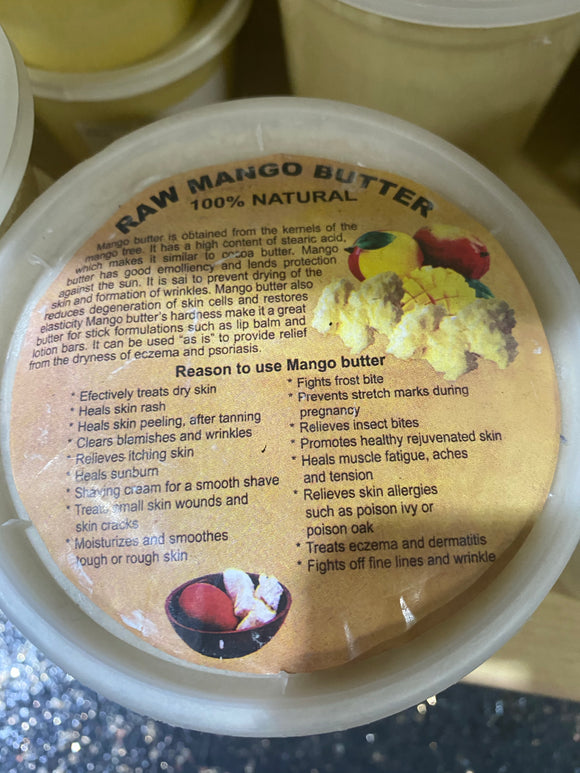 Mango Butter Small