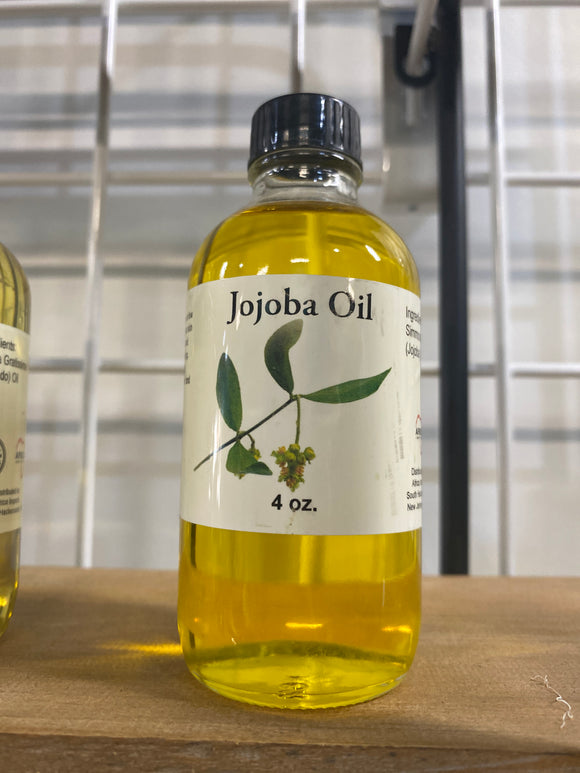 Jojoba Oil 4oz
