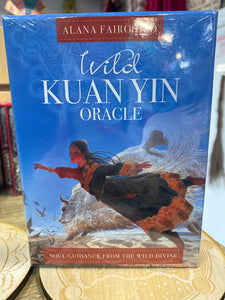 Wild Kuan Yin Oracle by Alana Fairchild