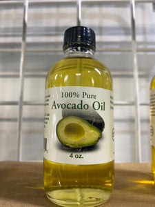 100% Avocado Oil 4oz