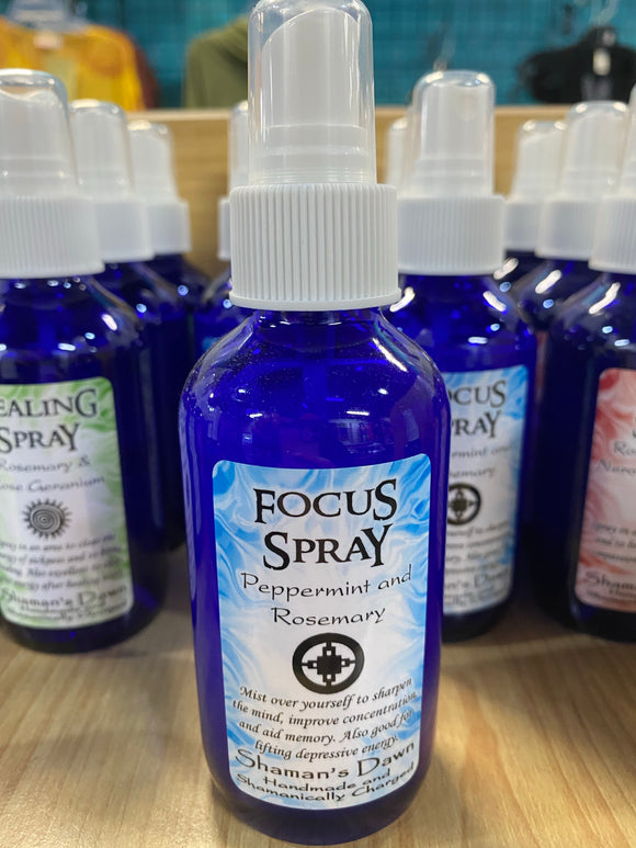 Shamans Dawn Spray- Focus