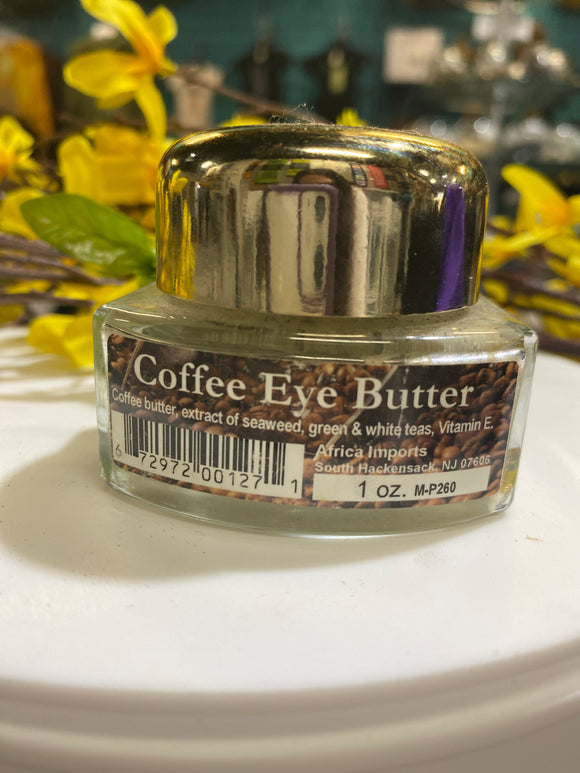 Coffee Eye Butter