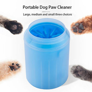 Portable Dog Paw Cleaner