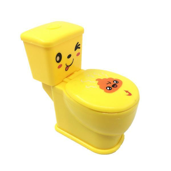 Mini squirt spray water toilet