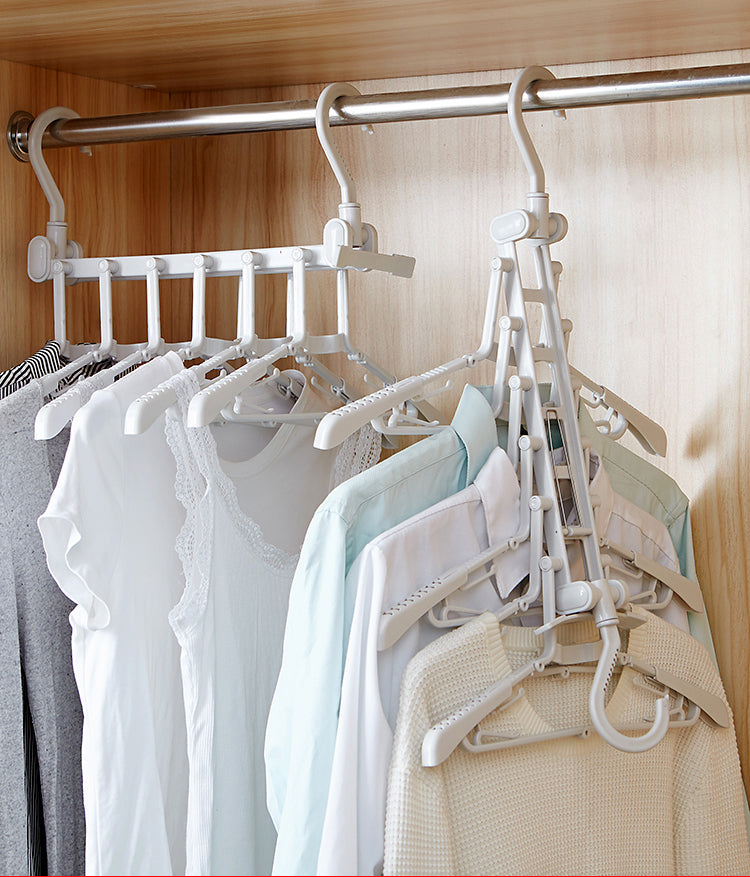 Multifunctional Hangers  For Closet Organization