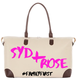 Baby diaper bag - Logo