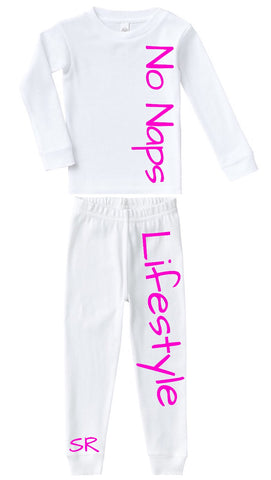 No Naps Lifestyle Pajama Set