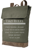 Dad backpack