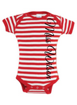 Stripes with style  (red stripes)