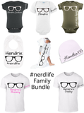 #nerdlife family Bundle