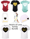 Heart of Love Family Bundle