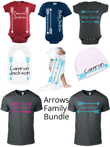 Arrows Family Bundle