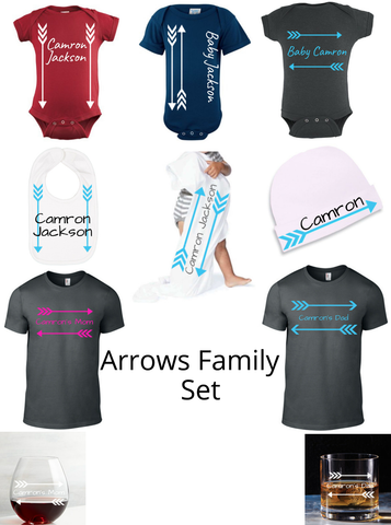 Arrows Family Set