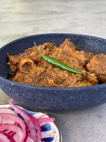 Ma's Mutton Curry (halal)