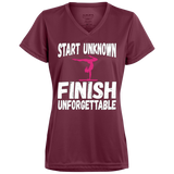 Start Unknown Finish Unforgettable