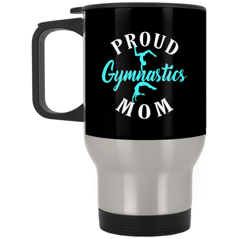 Proud Gymnastics Mom