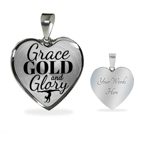 Grace Gold and Glory