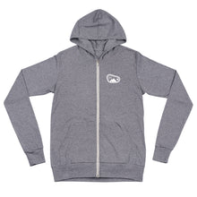 Load image into Gallery viewer, TFL 'Biner' Zip Hoodie