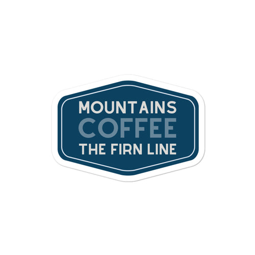Mtns+Coffee+TFL Sticker