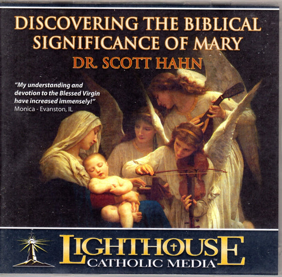 Discovering the Biblical Significance of Mary CD