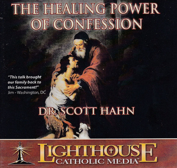 The Healing Power of Confession CD