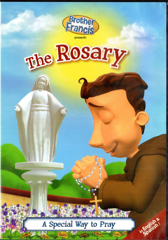 Brother Francis 3: The Rosary - DVD