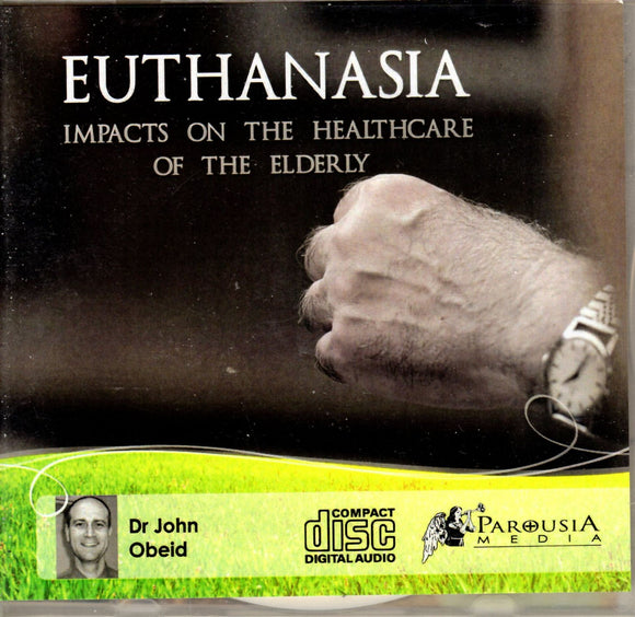 Euthanasia  Impacts on the Healthcare of the Elderly CD