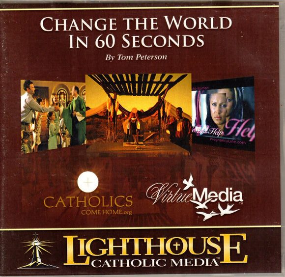 Change the World in 60 Seconds CD