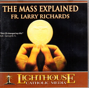 The Mass Explained CD