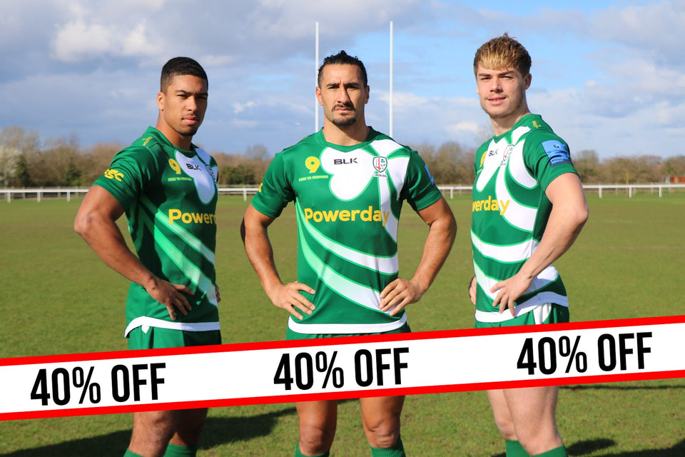 40% OFF - St. Patrick's Replica Shirts