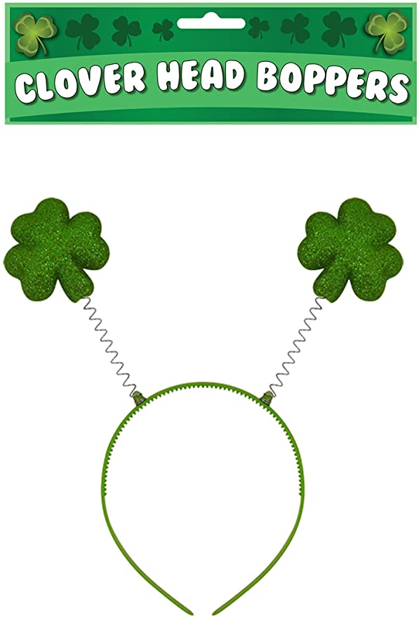 Clover Leaf Head Boppers