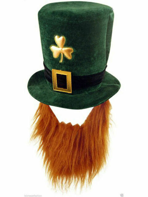 Shamrock Hat with Beard