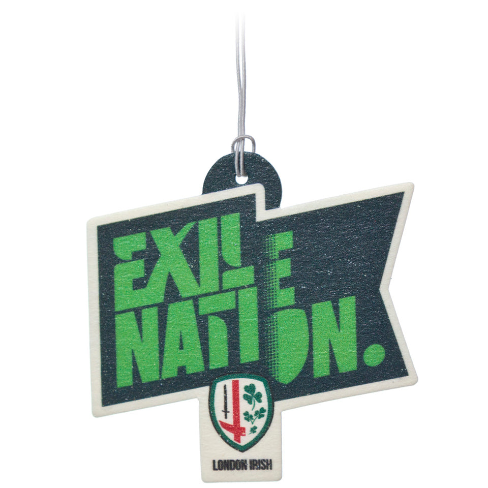 EXILE NATION Car Air Freshener