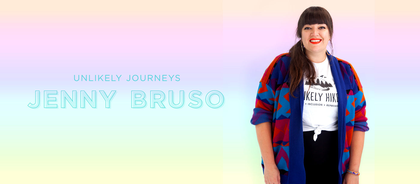 Unlikely Journeys: Jenny Bruso