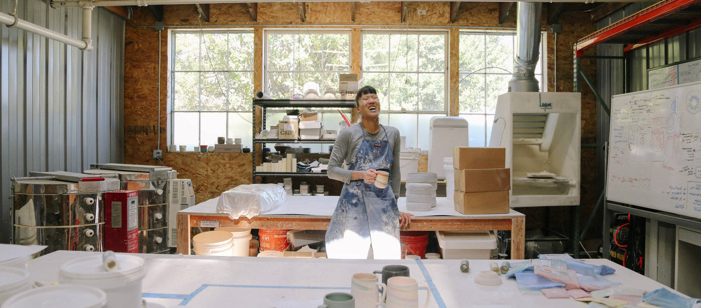 Interview with Minu Oh of Clay Factory Ceramics