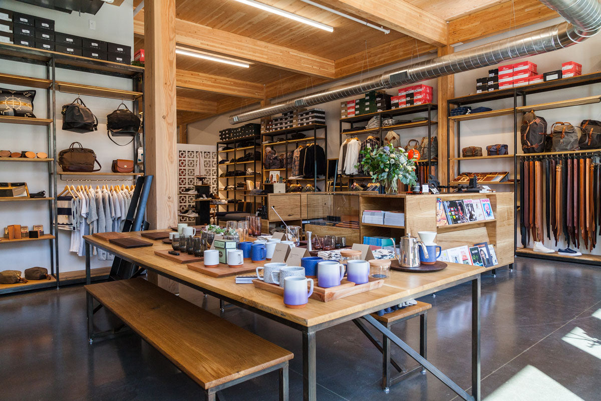 Tanner Goods and Mazama Wares