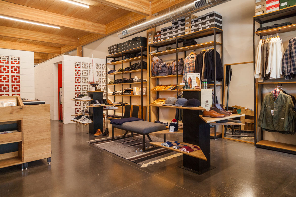 Retail Furniture Portland Store Tanner Goods