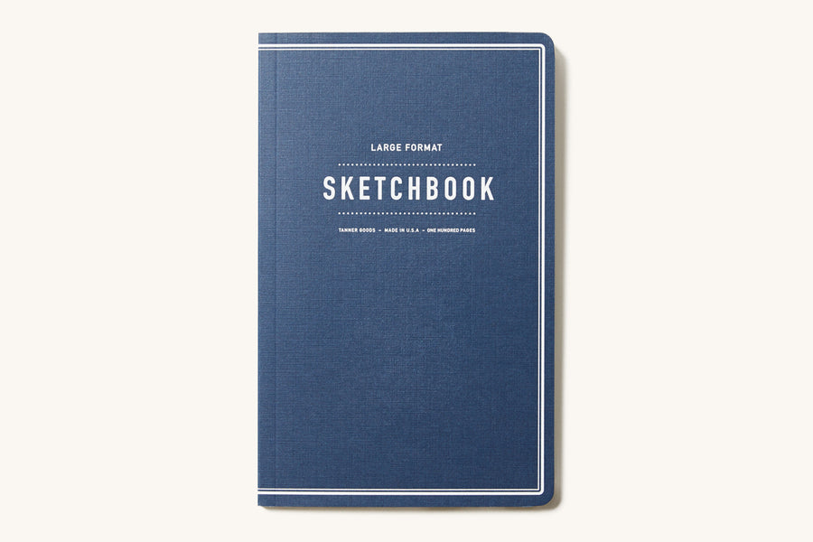 Large Format Sketchbook