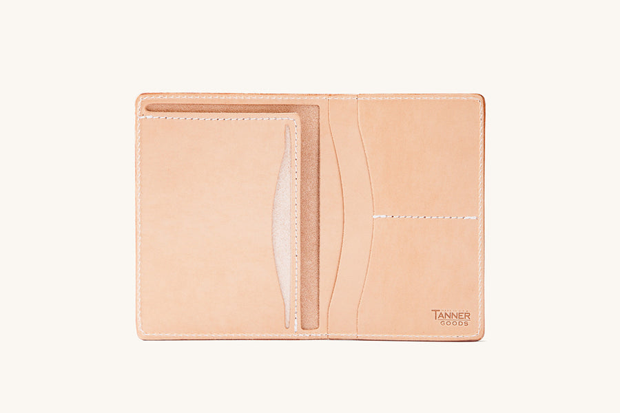 1c49dffe466 Travel Wallet – Tanner Goods