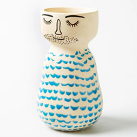 master beau face vase NOW $29.97-sale-Mosey