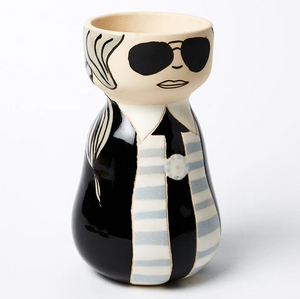 karl face vase - 30% off