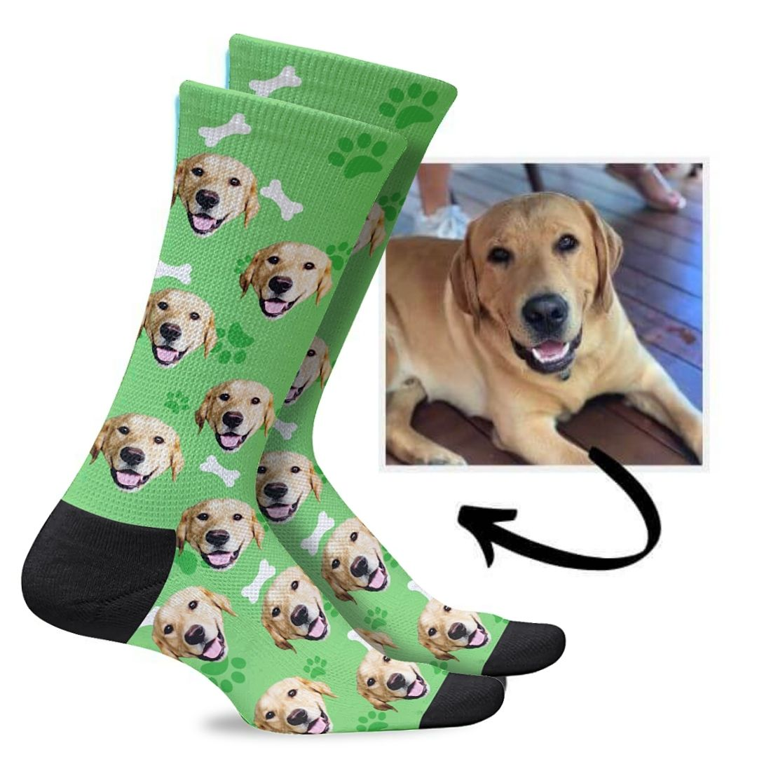 Custom Dog Socks3