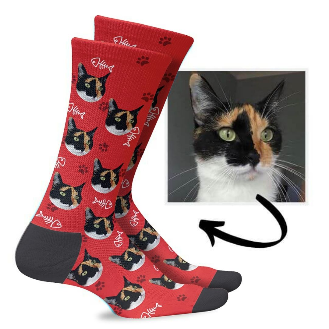 Custom Cat Socks3