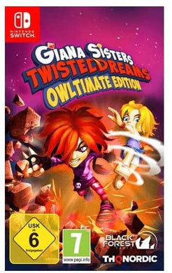 Giana Sisters: Twisted Dream - Owltimate Edition (EUR)