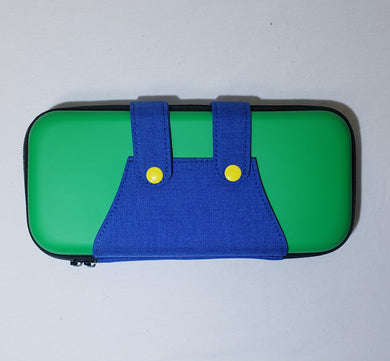 Nintendo Switch Case (Luigi)
